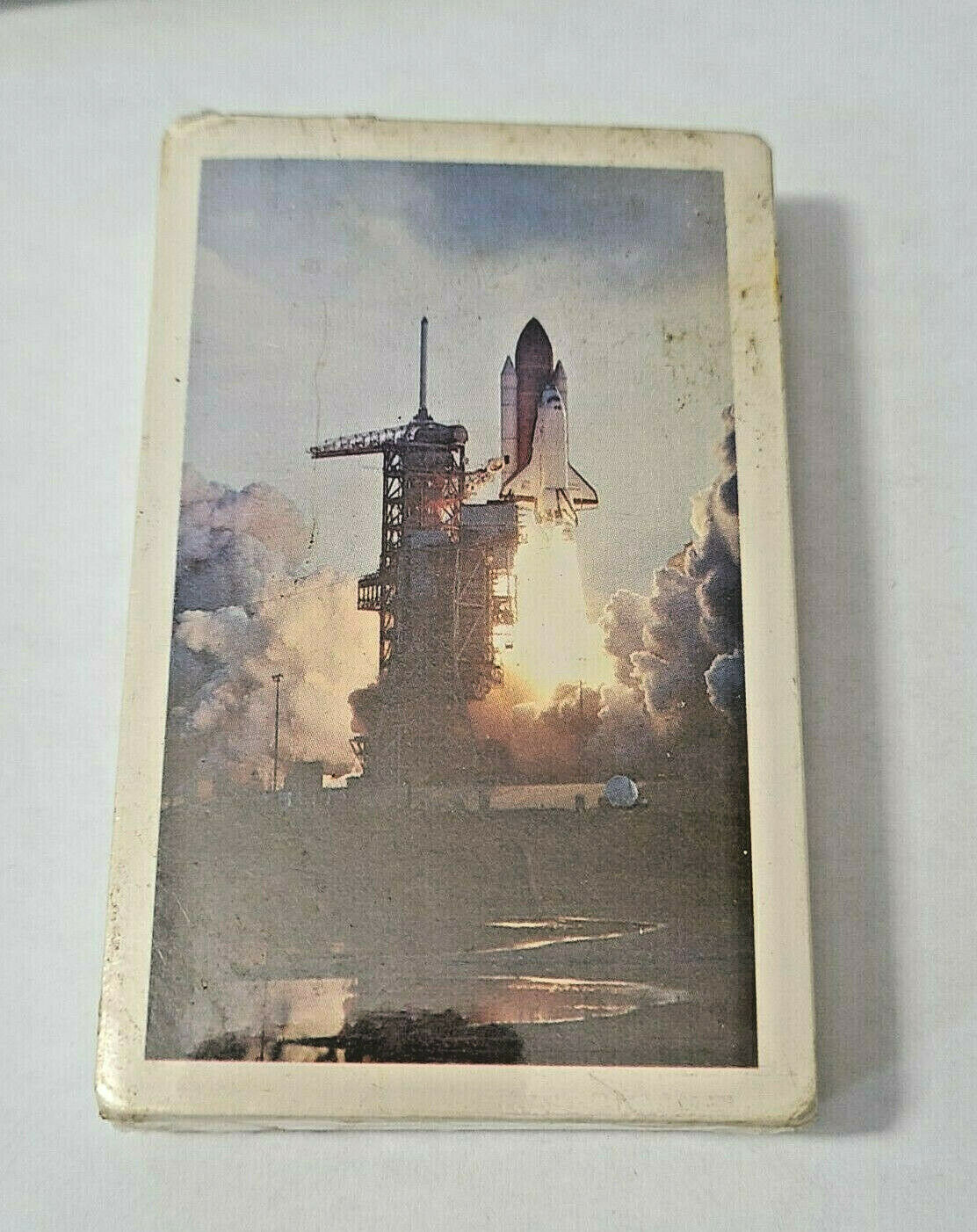 Space Shuttle Deck of Arrco Playing Card Co. Playing Cards   (#22)