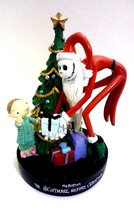 NIGHTMARE BEFORE CHRISTMAS Santa Jack HOLIDAY RESIN STATUE NEW - $33.65