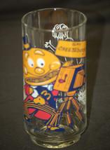 McDonald's Advertising Mayor McCheese Glass 1977 McDonaldland Action Series - $9.89