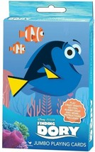 Disney Finding Dory Jumbo Playing Cards NEW! - $7.84