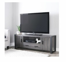 Tv Stands For Flat Screens Myspace 55 60 Inch Rustic Modern Furniture Pl... - $366.36