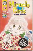 Tokyo Pop Miracle Girls #1 New Manga Nami Akimoto - $2.95