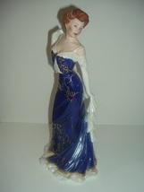 Diana Vreeland Franklin Mint Elegance de Paris Lady Figurine 1997 - $84.99