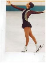 Nancy Kerrigan Olympics Vintage 11X14 Color Figure Skating Memorabilia P... - $14.95