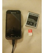 Metro PCS Samsung 4G LTE Smart Camera Cell Phone w Battery SIM card for ... - $39.55