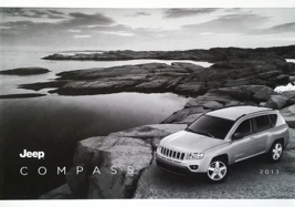 2013 Jeep COMPASS brochure catalog US 13 Sport Limited Latitude - $6.00