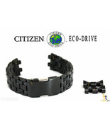Citizen Eco-Drive JY8035-55E Black Ion-Plated SS Watch Band JY8035-04E - $215.95