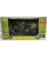 """Ultimate Soldier GI Joe WWII German Kubelwagen 1/6 12"""" Truck MIB  - $544.50"""