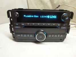 06 07 08 09 Buick Lucerne AM FM Radio 6 Disc Cd Changer 25776334 B23 - $35.64