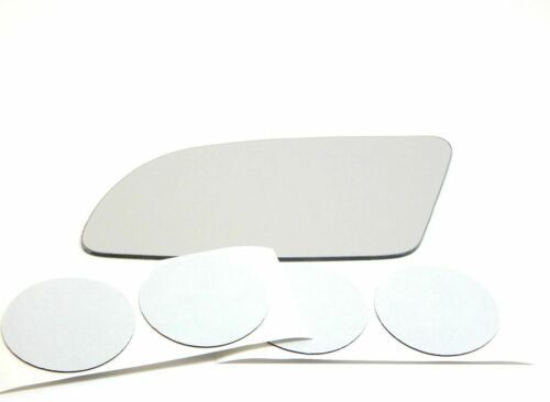 Primary image for For 82-92 Camaro Firebird Left Driver Mirror Glass Lens w/Adhesive 2 Style Types