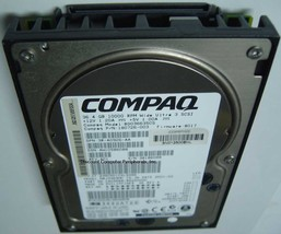 "36GB 3.5"" SCSI 80PIN Drive COMPAQ 180726-003 MAJ3364MC BD036635C5 Free USA Ship"