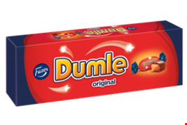 Fazer Dumle Original Soft Toffee Covered With Milk Chocolate 350g box (SET OF 4) - $59.99