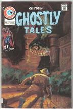 Ghostly Tales Comic Book #115, Charlton Comics 1975 FINE-/FINE - $8.79
