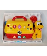 Disney Learning Pet Carrier Play SetToy 18 Months + - $34.64