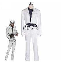 Anime Blood Blockade Battlefront Kekkai Sensen Zapp Renfro Cosplay Costume  - $109.00