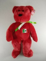 TY Beanie Buddy Osito The Bear With Tag Retired   DOB: 1999 - $9.99