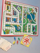 The Emergency Board Game Complete Milton Bradley 1973 no box - $15.00