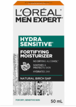 Loreal Face Moisturizer for men Hydra Sensitive Fortifying BRAND NEW - $8.40