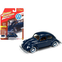 1950 Volkswagen Split Window Beetle Dark Blue Limited Edition to 1800pc ... - $13.97