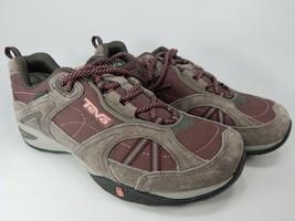 Teva Sky Lake WP Size: 7 M (B) EU 38 Women's Trail Hiking Shoes Burgundy... - $63.56