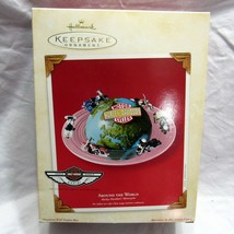Hallmark Keepsake Ornament Harley Davidson Around the World 2003 Tested ... - $39.99