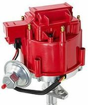 41-62 Chevy HEI Distributor 194 216 68-87 Toyota FJ40 FJ60 8mm Spark Plug Kit image 2