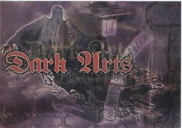 Harry Potter The Goblet of Fire Dark Arts Postcard 2005 MINT NEW UNUSED - $3.00
