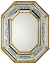 Wall Mirror DAVID MICHAEL REFLECTIONS Venetian Italian - $6,769.00