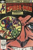 The Spectacular Spider-Man #68 VF 1982 Marvel vs Robot Master Comic Book - $3.91