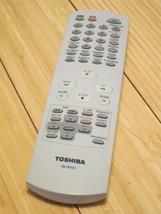 Original TOSHIBA VCR VHS  Remote Control SE-R0121 - $10.39