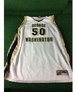 George Washington University #50 Kye Allums Nike Extra Large (XL) Jersey - $29.99