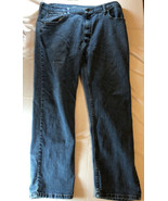 Men's 38x30 Premium Quality Wrangler Authentic Jeans - $19.79