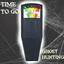 FREE W $99 W HALLOWEEN COLLECTION ELECTROMAGNETIC EMF DETECTOR GHOST SPI... - $0.00