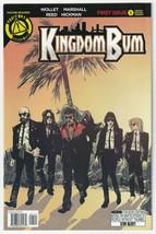 Kingdom Bum #1 B December 2015 Action Lab Comics - $2.39