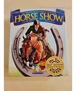 Cavallo Mostra Ride Per Blu Nastro Gioco Carte Aperto Box Completo Gamew... - $13.59