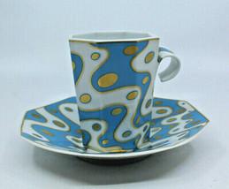 Rosenthal Studio Linie Kunstlerasse Nr.13 Rosemonde Nairac Coffee Tea Cu... - $95.89