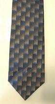 Kenneth Cole RN88335 Men's Silk Neck Tie HAND MADE MT3/12/4 - $11.19