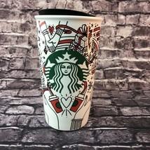 Starbucks Christmas Holiday Logo Tumbler 2017  - $36.62