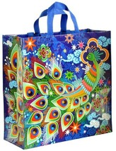 Blue Q Peacock Shopper - $12.13