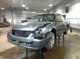 2006 Nissan Altima Passenger Seat Belt & Retractor Only Gray - $71.28