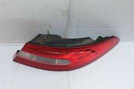 09-11 Jaguar XF LED Outer Taillight Lamp Passenger Right RH image 4