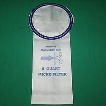 Proteam Raven Oreck 6 Quart Backpack Micro Allergen Bag 100431 250 (Full Case) - $176.34
