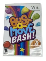 Bust-A-Move Bash (Nintendo Wii, 2007)-New Sealed - $14.95