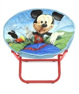 Disney Mickey Mouse Toddler Saucer Chair - $25.67