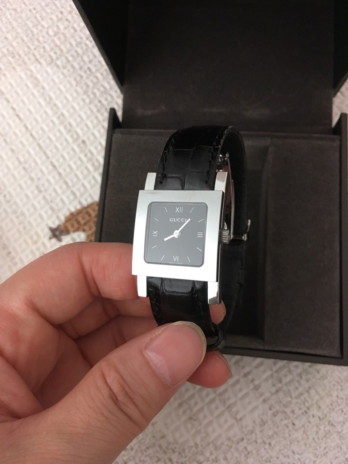 18b7ac75c9d Gucci Watch New With Tag and 50 similar items