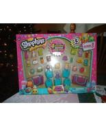 Shopkins Season 3 Super Shopper Pack 33 Pieces 4 Exclusive Hidden New in... - $25.00