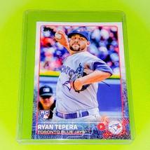 MLB RYAN TEPERA TORONTO BLUE JAYS 2015 TOPPS ROOKIE CARD #US305 MNT - $1.35