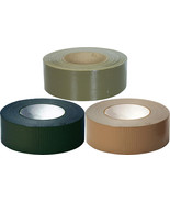 "100 MPH Tape Roll 2"" x 60 Yards Self-Clinging USA Made Camouflage Milita... - $16.99"