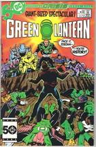 Green Lantern Comic Book #198 DC Comics 1986 FINE+ NEW UNREAD - $2.50