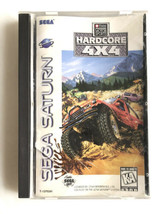 TNN Motorsports Hardcore 4x4 (Sega Saturn 1996) COMPLETE in Box Game Cas... - $22.27 CAD